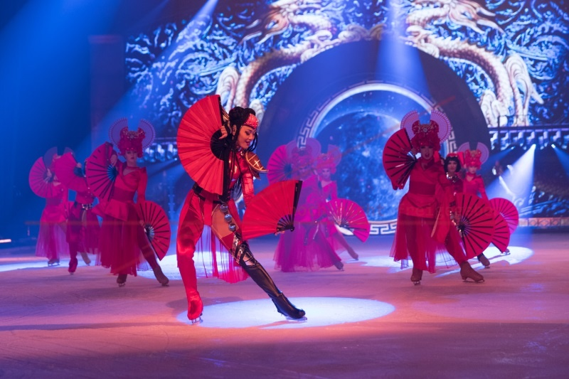 75 Jahre Holiday On Ice – Showtime